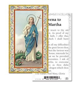 WJ Hirten HOLY CARD ST MARTHA