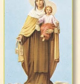 WJ Hirten HOLY CARD - MOUNT CARMEL