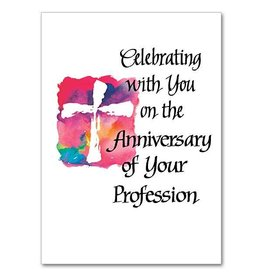 The Printery House Celebrating With You On The Anniversary Of Your Profession