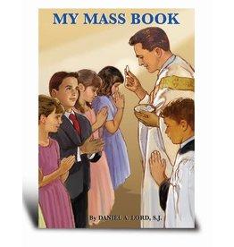 WJ Hirten My Mass Book by Daniel A. Lord, S.J.