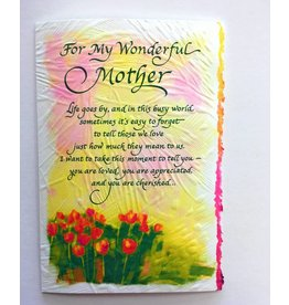 Blue Mountain Arts A Special Happy Mother's Day Wish Mother's Day Card