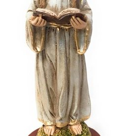 """Liscano, Inc. 5"""" Mary as a Child Statue"""