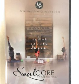 Soulcore Glorious Mysteries DVD