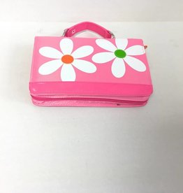 Zondervan Daisy Pink Bible Cover Medium