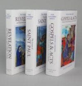 Scepter Publishers The Navarre Bible - New Testament Set (Hardback)