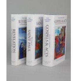 Scepter Publishers The Navarre Bible - New Testament Set (Hardback)