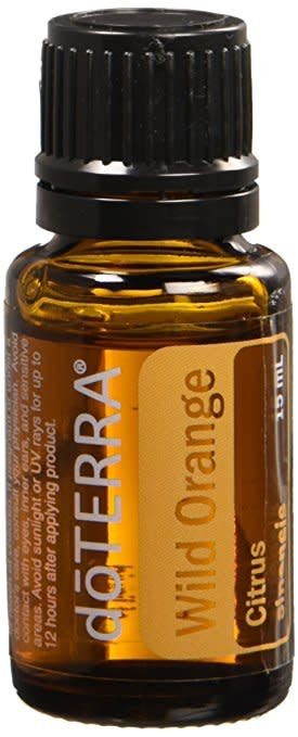 doTerra doTerra Wild Orange Essential Oil