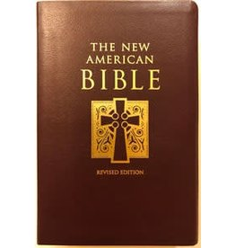 USCCB Publishing New American Bible Revised Edition Personal Leather Edition