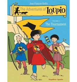Ignatius Press The Adventures of Loupio, Volume 3