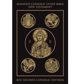 Ignatius Press Ignatius Catholic Study Bible New Testament (RSV 2nd Edition)