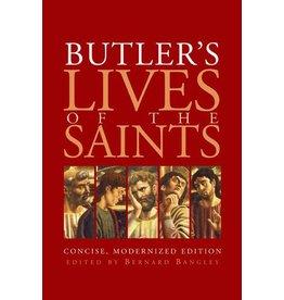 Paraclete Press Butler's Lives of The Saints: Concise, Modernized Edition