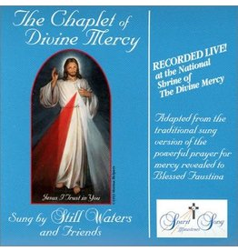 Still Waters and Vinny Flynn Chaplet of Divine Mercy CD