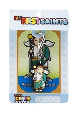 My First Saints Charm
