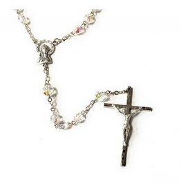 Religious Art Inc Crystal Rosary