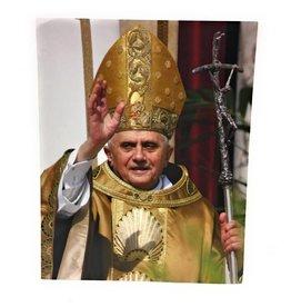 """John Brandi 8"""" x 10"""" Pope Benedict XVI Print"""