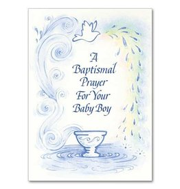 The Printery House A Baptismal Prayer For Your Baby Boy