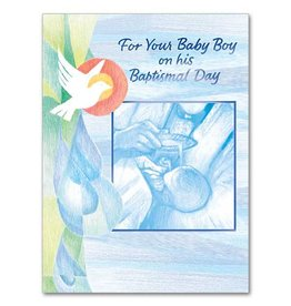 The Printery House For Your Baby Boy On His Baptismal Day