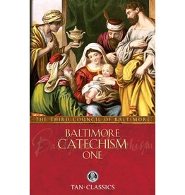 Tan Books Baltimore Catechism One
