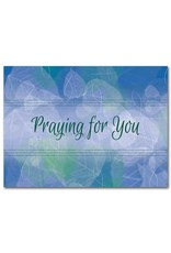 The Printery House Praying for You Continued Caring Sympathy Card