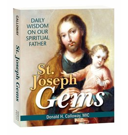 Marian Press St. Joseph Gems: Daily Wisdom on Our Spiritual Father