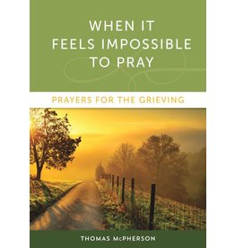 Paraclete Press When It Feels Impossible to Pray: Prayers for the Grieving
