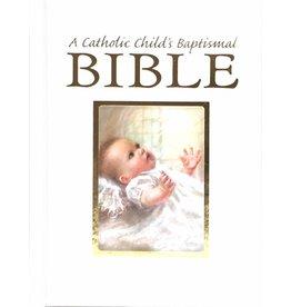Catholic Book Publishing Corp A Catholic Child's Baptismal Bible