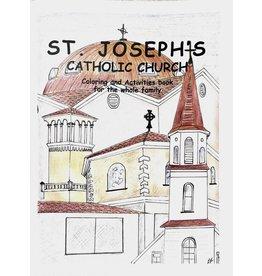 St. Joseph's Catholic Church Coloring Book