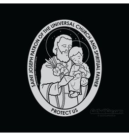 CatholiCar St. Joseph Decal