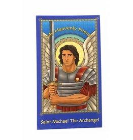 Herald Entertainment St. Michael Children's Prayer Card
