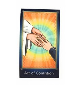 Herald Entertainment Act of Contrition Children's Prayer Card