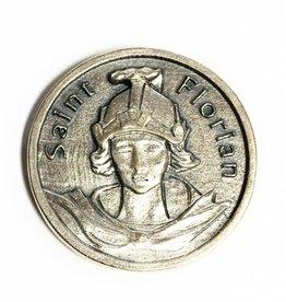 Lumen Mundi St. Florian Pocket Token