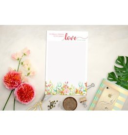 Meyer Market Designs Notepad Do Small Things with Great Love Mother Teresa