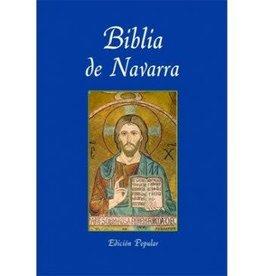 Midwest Theological Forum Biblia de Navarra, Edicion Popular, Hardcover