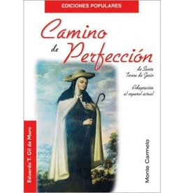 Monte Carmelo Camino de Perfeccion, Teresa de Avila