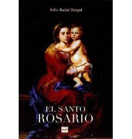 Editorial Miryam El Santo Rosario, Julio Badui