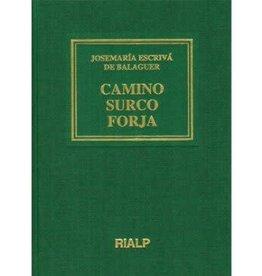 RIALP Camino Surco Forja, Josemaria Escriva