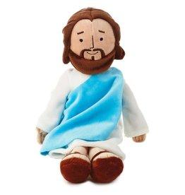 "Hallmark My Friend Jesus Stuffed Doll 13"""