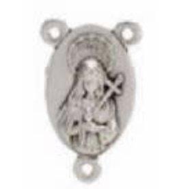 Religious Art Inc Holy Land Earth Rosary Centerpiece