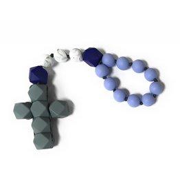 Little Saints Chewelry Little Saints Chewelry Decade Rosary - Lavender Hillside