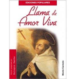 Monte Carmelo Llama de Amor Viva, San Juan de la Cruz