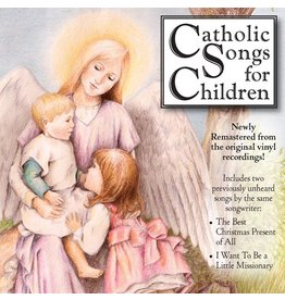 St. Augustine Academy Press Catholic Songs for Children CD