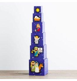 DaySpring Nativity Nesting Blocks