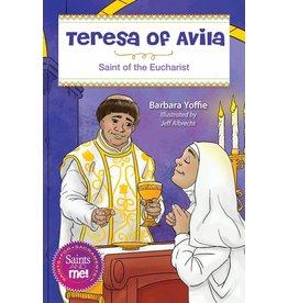 Liguori Publications Teresa of Ávila: Saint for the Eucharist