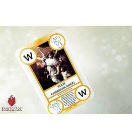 Saint Cards SaintCards Guardian Angel WildCard
