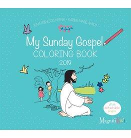Ignatius Press My Sunday Gospel Coloring Book 2018-2019