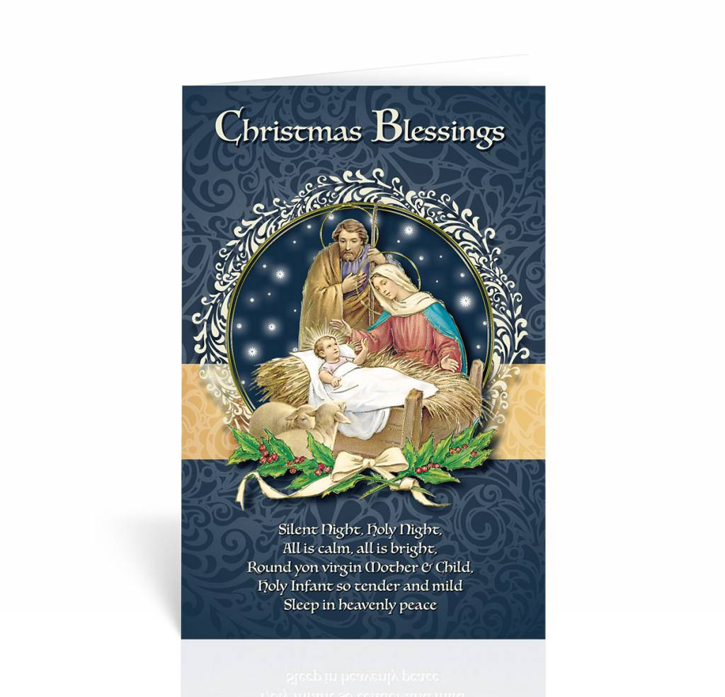 Christmas Blessings\