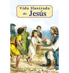 Spring Arbor Vida Ilustrada de Jesus