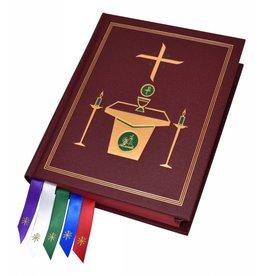 Catholic Book Publishing Corp Roman Missal, 3rd Edition - Clothbound Chapel Edition