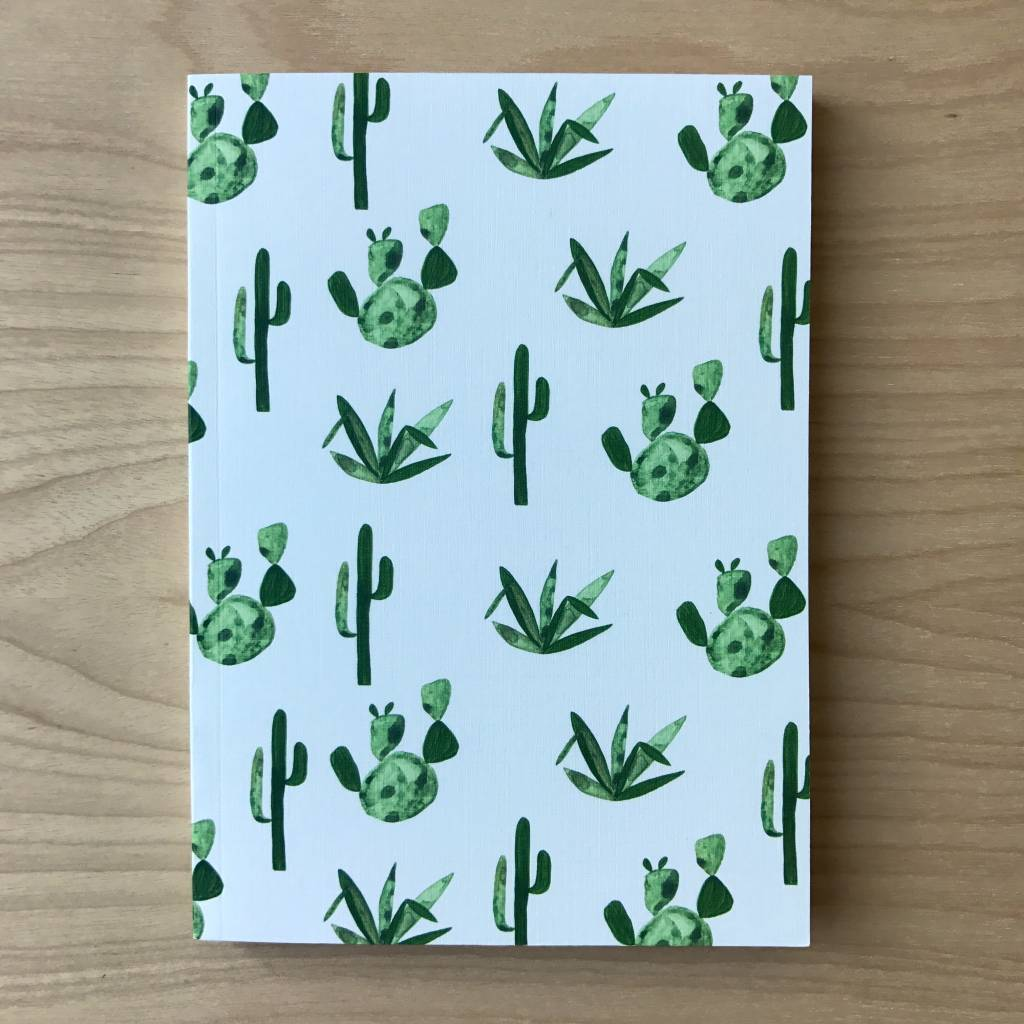 Pen+Pillar Journal - Succulents