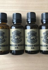 Glacier Beard Company Beard Oil - Glacier Beard Co